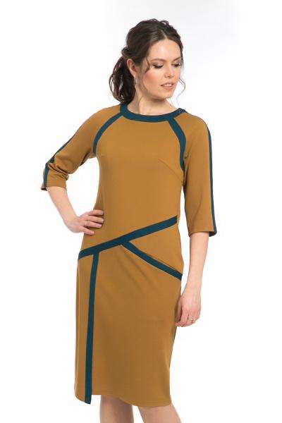 8f2b66af10b Купить офисные платья оптом от производителя «Modellos» во Владивостоке